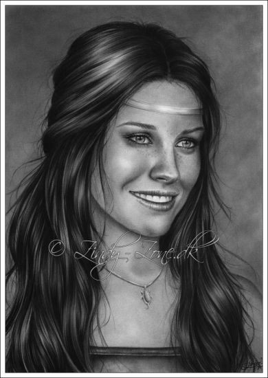 Evangeline Lilly by zindy